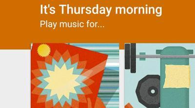 Google Play Music incorpora característica especial en los Galaxy S8