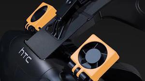 Unos ventiladores quieren evitar el sudor al usar cascos de realidad virtual durante mucho tiempo