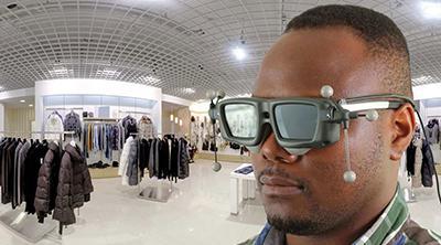 Apple compra una empresa de gafas para seguir el movimiento de los ojos