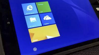 Así era la Surface Mini a la que Microsoft no le dio el visto bueno