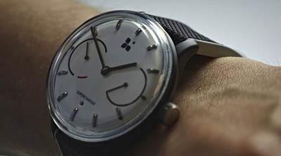 El smartwatch Sequent nunca dará problemas de batería