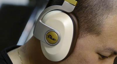 Blue presenta sus primeros auriculares wireless