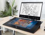 Dell quiere entrar en el mercado de las pantallas para artistas con el Dell Canvas