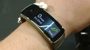 Samsung lanzará la pulsera Gear Fit 2 Pro junto al Note 8