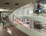 El paraíso subterráneo para bicicletas está en Utrecht