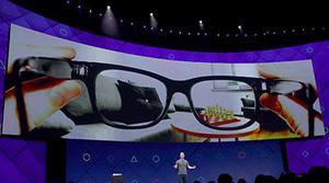 Facebook prepara sus gafas de realidad aumentada sin cristal
