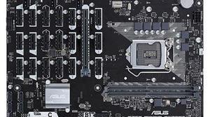 Asus prepara una placa base que soportaría 19 GPUs