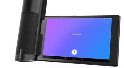 Lenovo presenta un asistente de Alexa en exclusiva para sus tablets Android