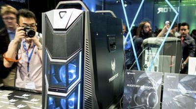 Un ordenador especialmente pensado para videojuegos, así es el PredatorOrion 9000