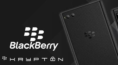 El smartphone Krypton será lo próximo de BlackBerry