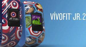 La pulsera Garmin de actividad física para niños