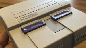 Nuevo mando para transformar la SNES Classic Edition en wireless