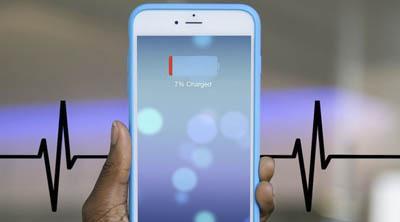 Los problemas de batería a bordo del iPhone 8 Plus