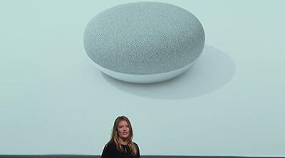 Google confirma el Google Home Mini