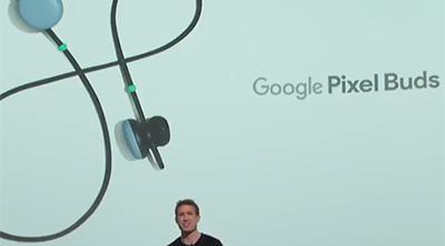 Google anuncia los Google Pixel Buds, sus auriculares inalámbricos