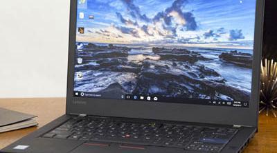 Primer vistazo al Lenovo ThinkPad 25