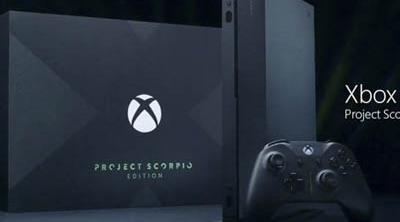 El ¿homenaje? de Xbox One X al juego Halo