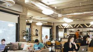 Acuerdo entre Airbnb y WeWork para clientes profesionales