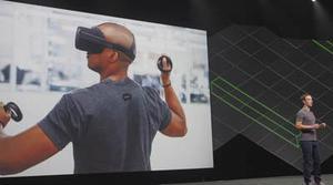 La potente Realidad Virtual que ofrecerá Oculus Santa Cruz