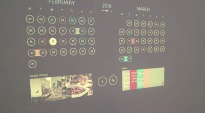 Sony tiene un proyector capaz de crear pantallas táctiles