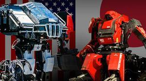 Ya hay fecha para la batalla de robots gigantes entre Estados Unidos y Japón