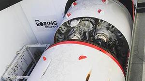 Elon Musk prepara The Boring Company para hacer un túnel de Hyperloop en Maryland