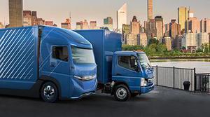 Daimler se apunta al camión eléctrico y muestra su prototipo