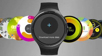 Smartwatch con cámara Zeblaze THOR