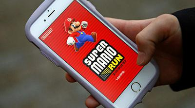 Nintendo no está ingresando suficiente con Super Mario Run