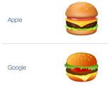 El emoji de la hamburguesa de Google: la nueva polémica