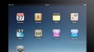 iPad 2 podría salir a la venta a principios del año que viene, según los proveedores