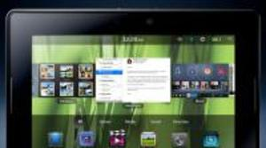 RIM presenta PlayBook, la tablet BlackBerry