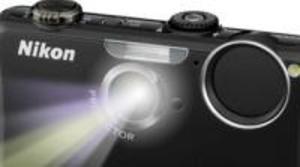 Nikon Coolpix S1100pj: Proyector incorporado