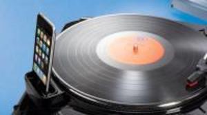 iPod Turntable: Tus vinilos vuelven a girar