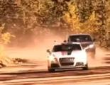 Un Audi TTS sube un puerto sin piloto ni copiloto