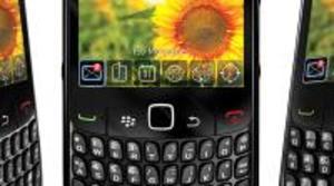 BlackBerry Curve, el smartphone más vendido en Navidad