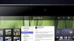 BlackBerry PlayBook ya tiene fecha y precio en EEUU