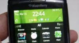 Primeras imágenes de BlackBerry Touch, sin teclado físico