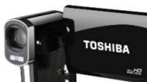 Toshiba Camileo P100 y B10, alta definición en el bolsillo