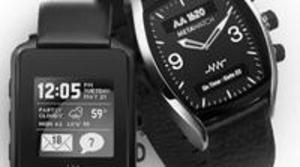 HP y Fossil unen sus fuerzas con Fossil Meta Watch