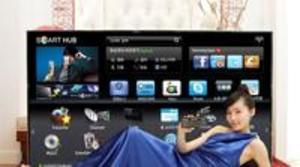 Samsung D9500: 3D a lo muy bestia