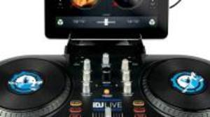 Mezcla como un profesional con iDJ Live para iPad
