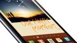 Samsung Galaxy Note costará 549 euros en Europa