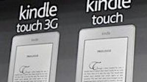 Amazon presenta sus nuevos modelos Kindle, versión económica y Touch