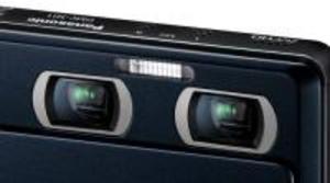 Panasonic Lumix DMC-3D1, 3D y objetivos independientes