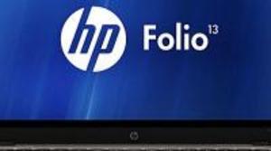 HP presenta Folio 13, su ultrabook de 13 pulgadas