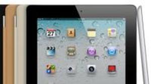 Apple tendrá que cambiar el nombre del iPad en China
