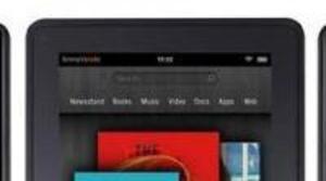 Seis millones de Kindle Fire vendidos en menos de dos meses