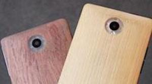 ADzero, un smartphone hecho de bambú es posible