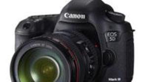 Canon lanzará próximamente la cámara 5D EOS Mark III en Europa